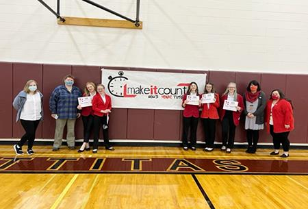 SHS FCCLA students have qualified for national competition this summer.  FCCLA is a CTSO at Selah High School.